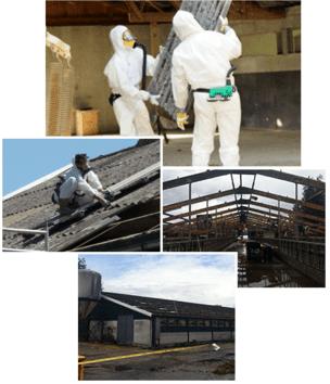 Asbestvanhetdak - Asbestdak vervangen