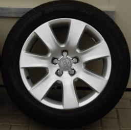 Jdbandenvelgen - Audi a8 winterbanden