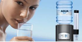 aqualight - water dispenser
